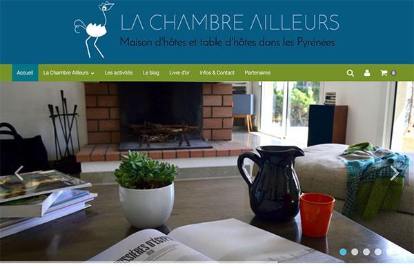 LA CHAMBRE AILLEURS