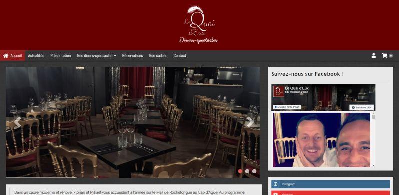 Restaurant Le Quai d'Eux à Saint-Etienne