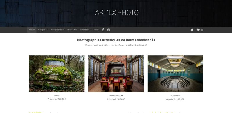 ART'EX PHOTO