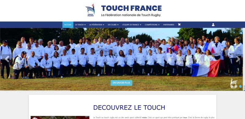 TOUCH FRANCE