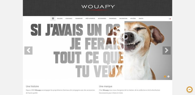 Wouapy Pet Accessories