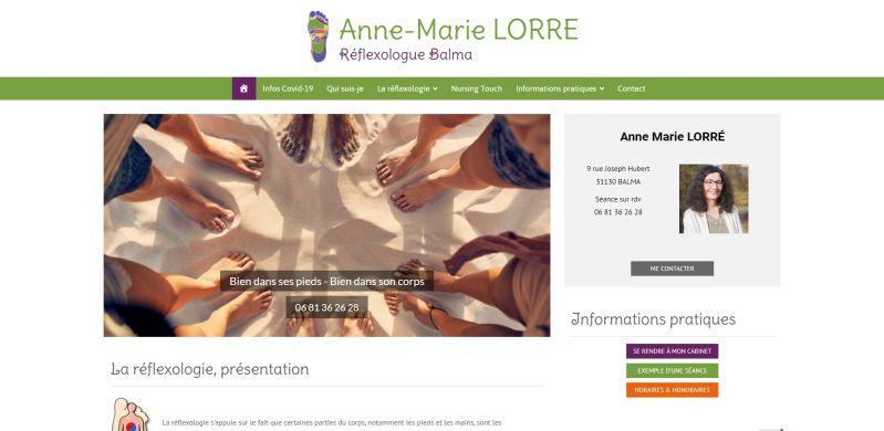 Anne-Marie LORRE