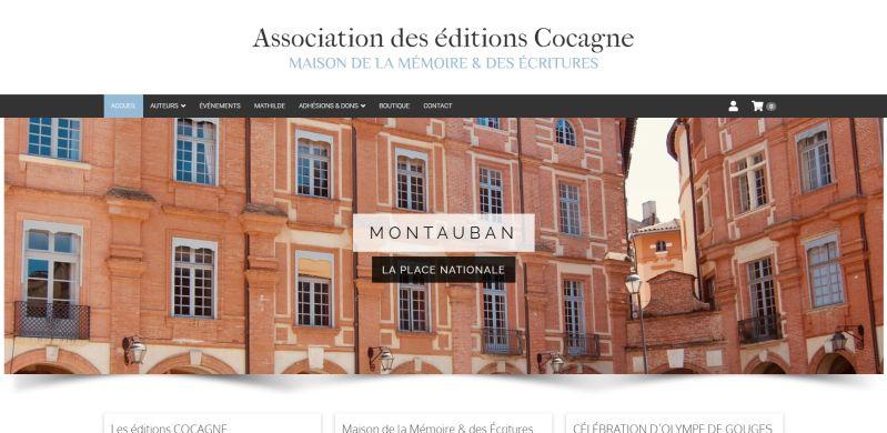 Association des éditions Cocagne