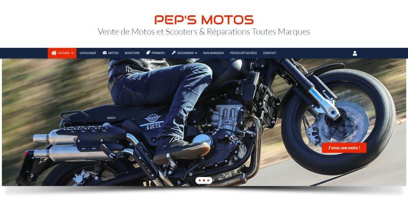 PEP'S MOTOS