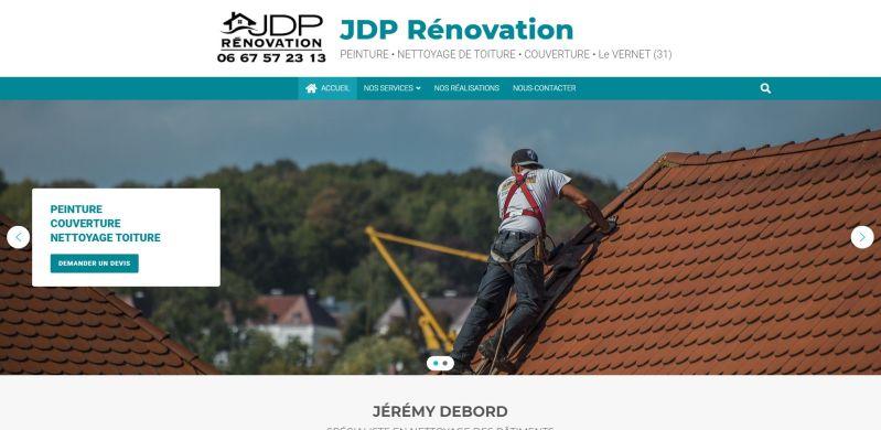 JDP Rénovation • Le VERNET (31)