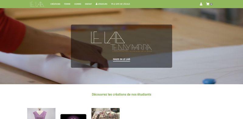 Le Lab - Marketplace