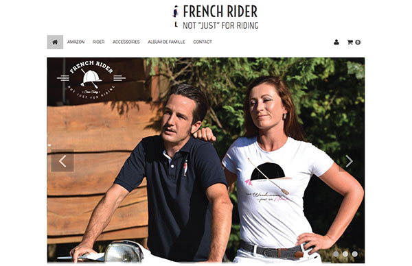 FRENCH RIDER