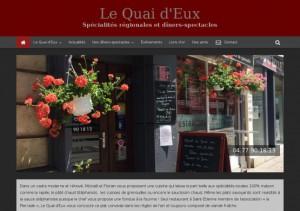 Créer un site internet pour restaurant