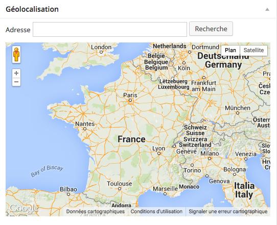 Géo-localisation