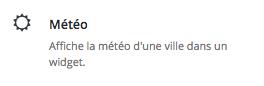 BoutonMeteo