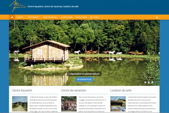 Créer un site internet pour son centre équestre, son élevage de chevaux ou son écurie