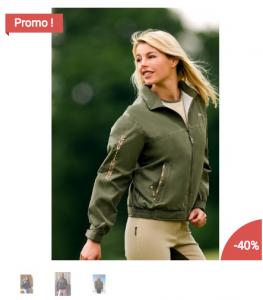 label promotion boutique en ligne