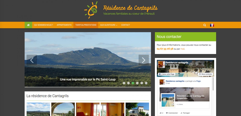 reservation en ligne vacances dete residences de cantagrils
