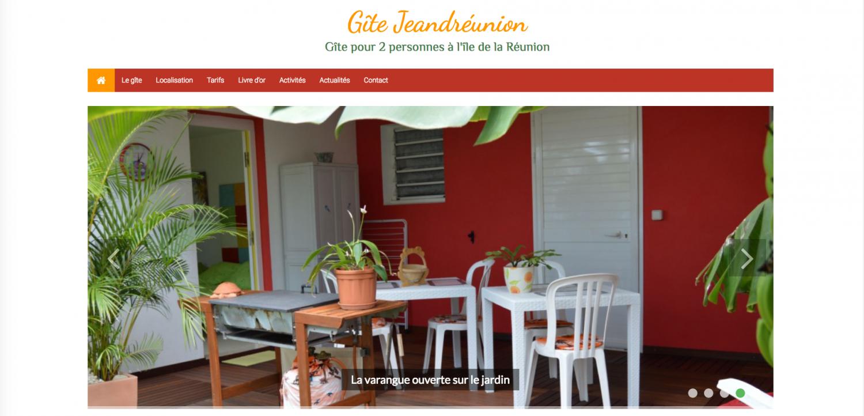 site reservation en ligne vacances gites ile de la reunion