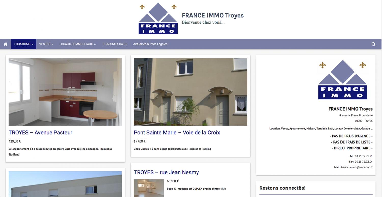 cr er un site internet immobilier 6temflex cr er un site internet professionnel bas sur. Black Bedroom Furniture Sets. Home Design Ideas
