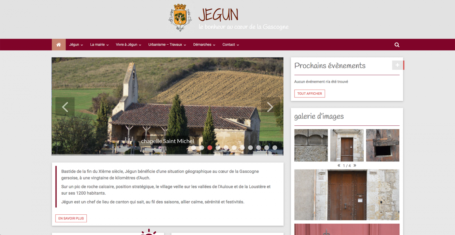 commune de jegun