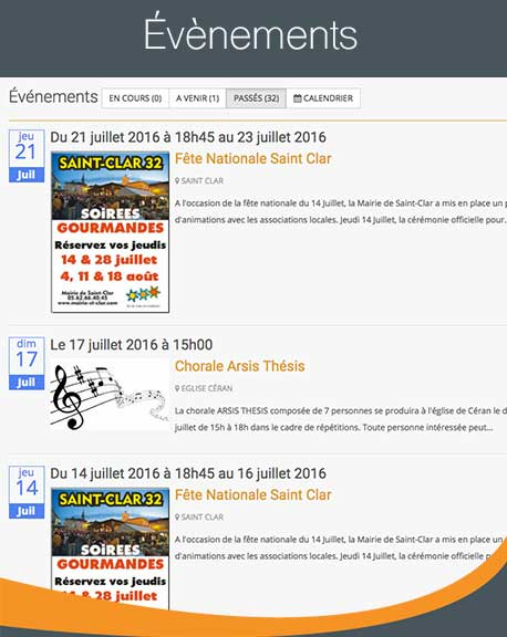 evenements-widget