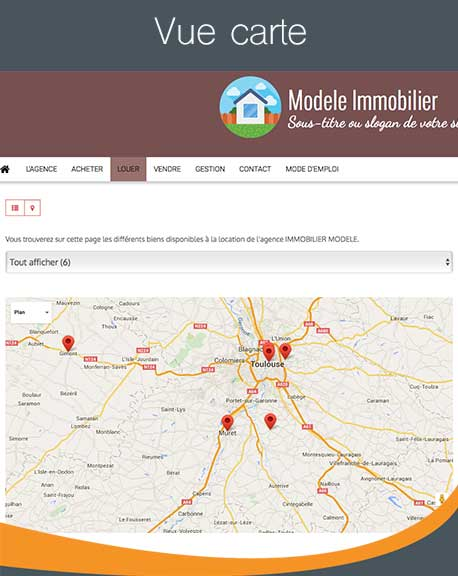 site-immobilier-map