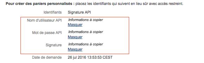 Codes API