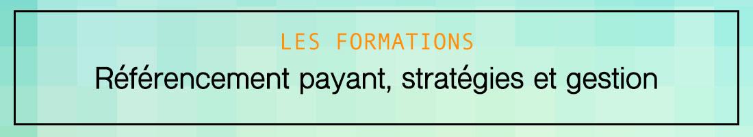 Formation au référencement payant