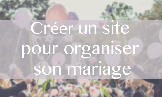 Organisez vous-même votre mariage à l'aide d'un site internet