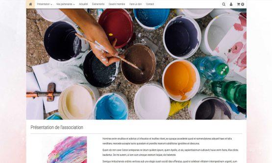 Créer un site pour une association