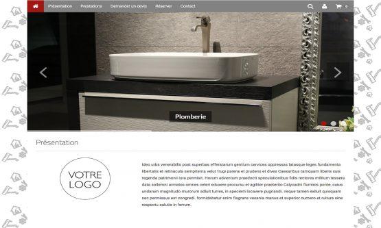 Créer un site Internet de Plombier