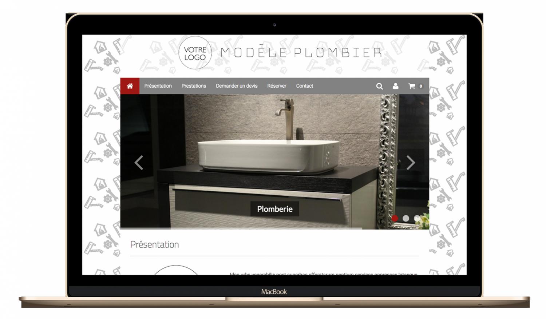 site-modele-plombier