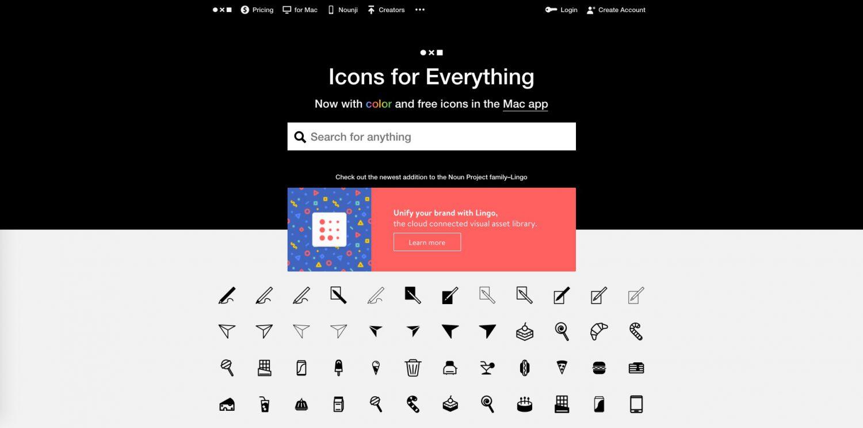 Top 3 des sites pour trouver des icônes gratuites