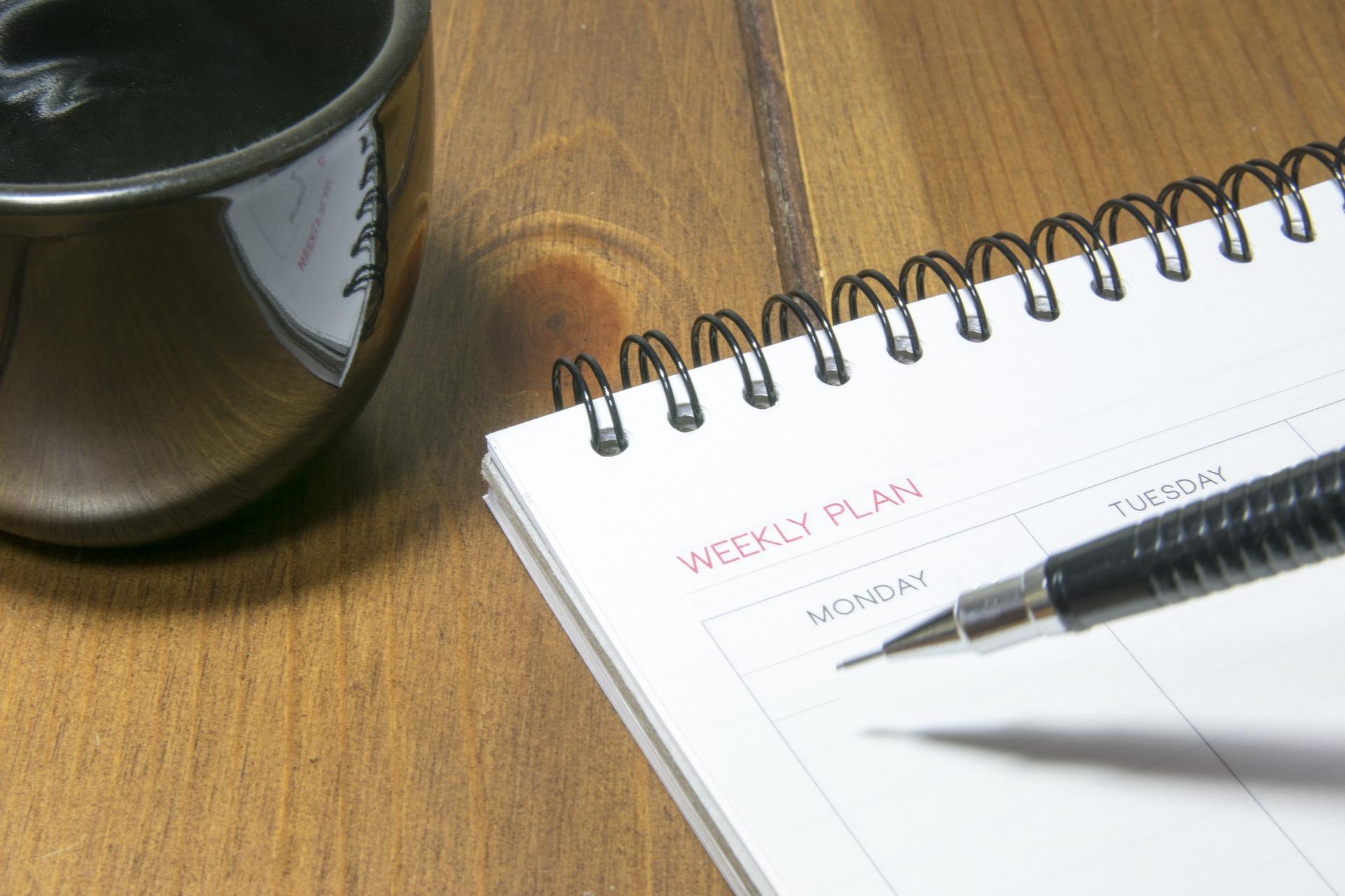 Établir un planning éditorial