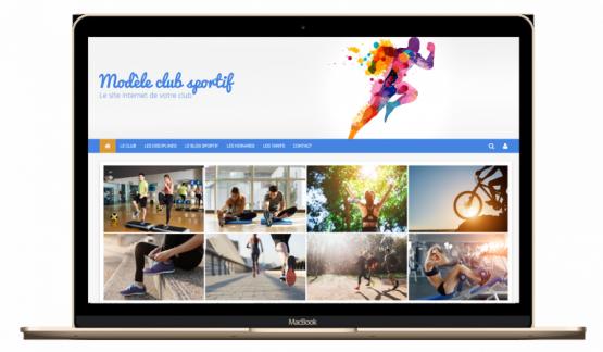 Créer un site internet de club sportif