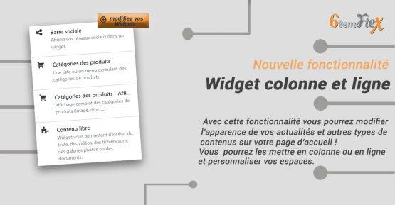 Widget Liste de Contenus – affichez en colonne et rendez vos types de contenus en page d'accueil plus esthétiques !