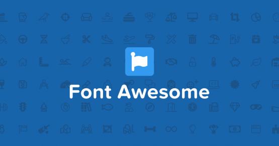 Utiliser les icônes Fontawesome 6